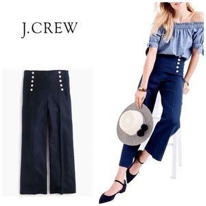 J.crew -  Sailor Trousers - navy